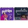 Save $2.00 on ONE (1) Package of Pull-Ups® Training Pants or Goodnites® Bedti...