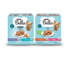 Save $4.00 on one (1) 12 ct Variety Pack (3.5 oz trays) of Purina® Bella® Wet...