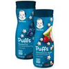 Save $1.00 on 2 Gerber® Snack Items when you buy TWO (2) Gerber® Snack Items,...