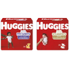 Save $2.50 on any ONE (1) Package of HUGGIES Diapers® Save $2.50 on any ONE (1) P...
