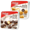 Save $1.50 on DELIZZA Mini-Eclairs, Cream Puffs or Mousse when you buy ONE (1) Delizz...