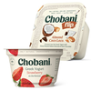 Save $1.00 on any FIVE (5) Chobani® Greek Yogurt Single-serve products