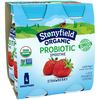 Save $1.00 off ONE (1) Stonyfield Probiotic Smoothie (4ct)