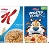 Save $1.00 on 2 Kellogg's® Cereal when you TWO (2) Kellogg's® Cereals...