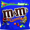 Save $0.25 one (1) m&m's (1.4-38 oz.)