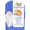 Save $1.00 on 5 Fancy Feast® Appetizers Gourmet Cat Complement when you buy FIVE...