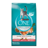 SAVE $5.00 on ONE (1) 14 lb or larger bag of Purina ONE® Dry Cat Food, any variet...