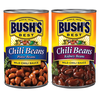 Save $1.00 on TWO (2) BUSH'S® Chili Beans, any variety or size