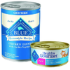 Save $1.00 on 3 Blue Buffalo Wet Food when you buy THREE (3) cans of BLUE™ dog...