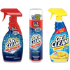 Save $0.50 on any ONE (1) OxiClean™ Stain Removal Pre-Treater