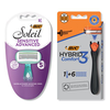 Save $4.00 on any ONE (1) BIC Soleil, Flex or Hybrid disposable razor pack (excludes...