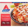 Save $1.00 Atkins Frozen Meals. $1 OFF TWO (2). Select varieties. Please see UPC listing.