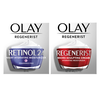 Save $10.00 on TWO Olay Regenerist Facial Moisturizers including Serum and Eye (exclu...