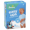 Save $2.00 on ONE BAG Pampers Easy Ups Training Underwear, UnderJams Absorbent Night...