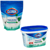 Save $0.50 on one (1) Clorox Triple Action Dishwasher Detergent (29 or 43 ct.)