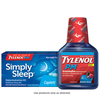 SAVE $1.00 on ONE (1) TYLENOL PM® Caplets or Liquids or SIMPLY SLEEP® product...