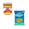 Save $1.00 on one (1) Our Family Queso (15 oz.) AND one (1) Our Family Tortilla Chip...