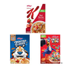 Save $3.00 on any FIVE (5)  Kellogg's® Cereals (7.2 oz. or Larger, Any Flavor...