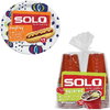 Save $1.00 on three (3) Solo Plates, Cups and Bowls (15-30 ct.)