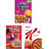 Save $3.00 on 5 Kellogg's® Cereal when you buy FIVE (5) Kellogg's® Ce...