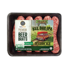 Save $0.75 on one (1) Open Acres Founders Beer Brats