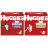 Save $3.00 off any ONE (1) box of HUGGIES® Diapers (Valid on 40ct or higher)