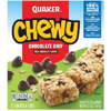 Save $1.00 on 2 Quaker® Chewy Granola Bars when you buy TWO (2) boxes of Quaker&r...
