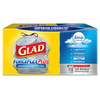Save $1.00 on any ONE (1) Glad® ForceFlex® Plus™ Advanced Protection or...