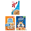 SAVE $1.00 on any THREE Kellogg's® Cereals (8.4 oz. or Larger, Any Flavor, Mi...
