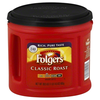 Save $1.00 on one (1) Folgers Large Can Coffee (22.6-30.5 oz.), Dunkin Donuts Kcups &...