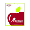 Save $5.00 when you buy $25 in Applebee's gift cards