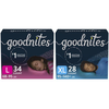 Save $5.00 of any ONE (1) Box of GOODNITES Bedtime Pants (28 ct. or higher)