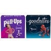 Save $2.00 off any ONE (1) package of PULL-UPS® Training Pants or GOODNITES®...