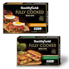 Save $1.00 on any ONE (1) Smithfield® Fully Cooked Bacon Item