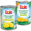 Save $1.00 on DOLE® off any TWO (2) DOLE® Canned Fruit 15oz or 20oz