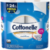 Save $0.50 on COTTONELLE® Toilet Paper when you buy ONE (1) COTTONELLE® Toile...