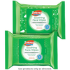 Save $3.00 on any ONE (1) ZYRTEC® Non-Medicated Soothing Face Wipes 25ct Product
