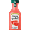 Save $0.75 on Simply® Watermelon when you buy ONE (1) carafe of Simply® Water...