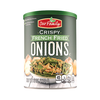 Save $0.50 on one (1) Our Family Crispy French Fried Onions (6 oz.)