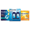 Save $10.00 on any one (1) Nicorette 72ct or larger OR one (1) Nicoderm CQ 14ct or la...