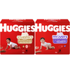 Save $1.00 on any ONE (1) package of HUGGIES® Diapers (Not valid on 9 ct. or less...