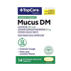 Save $2.00 on one (1) TopCare Mucus DM GUAIFENESIN (1200 mg.) & Dextromethorphan...