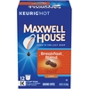 Save $1.50 $1.50 OFF ONE (1) MAXWELL HOUSE PODS 12 CT.  SELECTED VARIETIES  SEE UPC LISTING