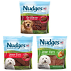 Save $1.50 on any ONE (1) Nudges® Natural Dog Treats, 10oz. or larger
