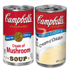 Save $1.00 on five (5) Campbells Condensed Cream of Mushroom or Cream of Chicken Soup...