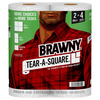 Save $1.00 off any ONE (1) package of Brawny® Paper Towels 2 roll or larger