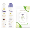 SAVE $1.00 on any ONE (1) Dove Dry Spray or Deodorant Wipes product (excludes Dove Me...
