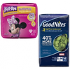 Save $1.00 Save $1.00 on ONE (1) Pull-ups® Training Pants or Goodnites® Bedtime Pants or Bed Mats, any variety o...