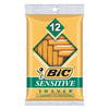Save $1.00 $1.00 OFF ONE (1) BIC SENSITIVE SHAVER 12 CT - UPC: 7033070841