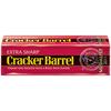 Save $0.50 $.50 OFF ONE (1) CRACKER BARREL CHUNK CHEESE.  8 OZ.  SEE UPC LISTING